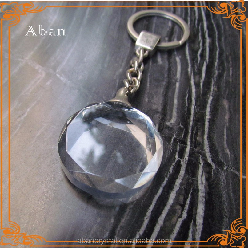 k9 high quality blank crystal keychain for engraving