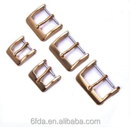 Plastic watch buckle for watch black or transparent color