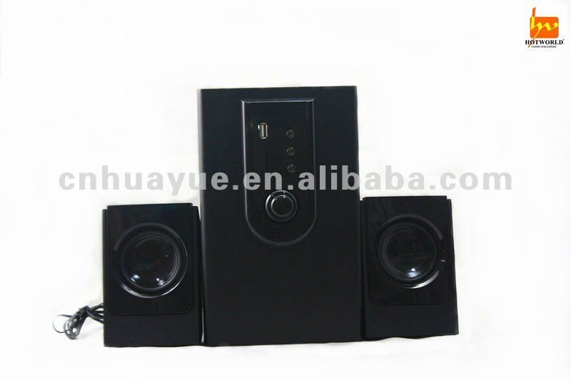 2.1 surround sound computer speakers