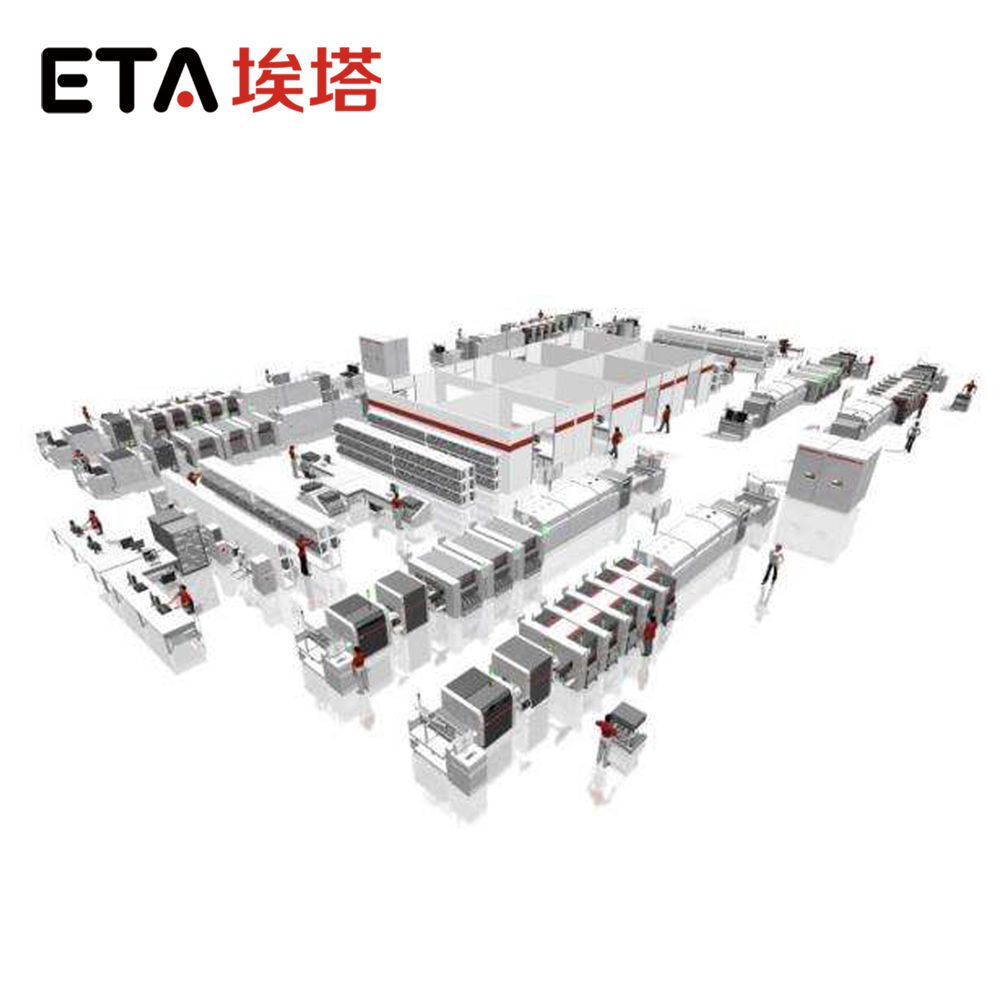 Electronic PCB Assembly Line For Led TV