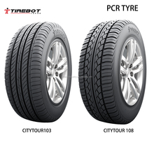 Widely used Tirebot tubeless radial pcr tire 165/80R13 83T for passenger cars, mini vans and pick-ups