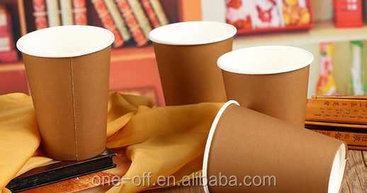 4oz disposable 120ml 4oz paper tea cup