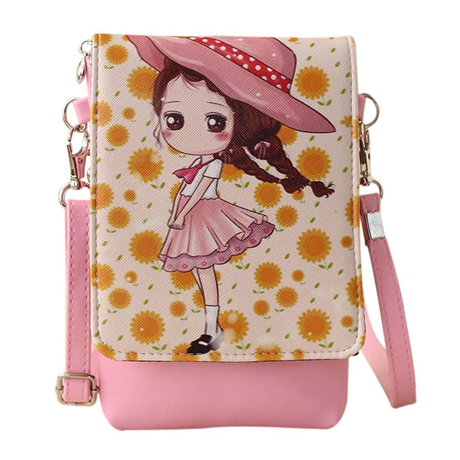 Liraly Gift Bags,Clearance Sale! 2018 Shoulder Bags Women's Handbags & Cartoon Handbags Kids Girls Mini Crossbody Bags