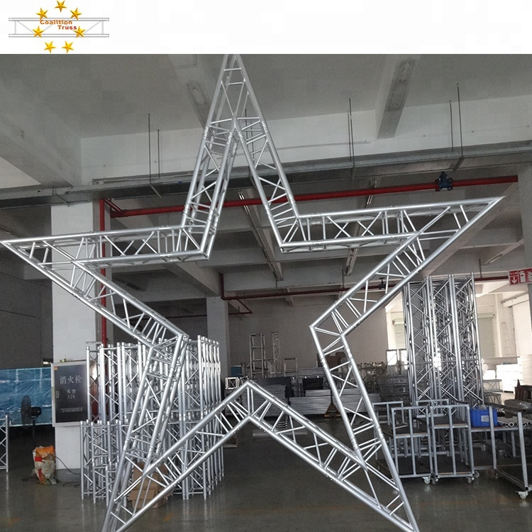 2017 Hot Aluminum Roof Truss Design Coalition Stage Lighting System Product On Alibaba
