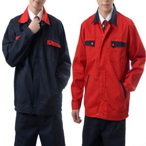 Engineering uniform workwear jacket