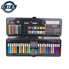 92pcs water coloring art set for adult
