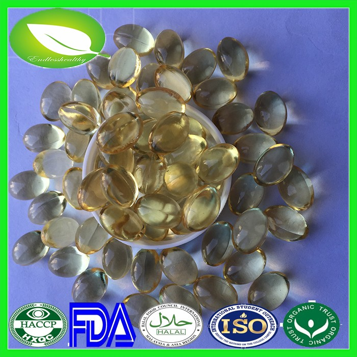 HIgh Quality 350mg Regulation of Blood System organic garlic oil softgel capsules