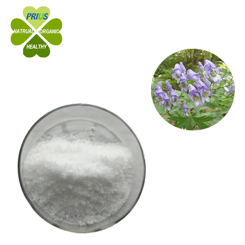 Lappaconite hydrobromide Aconite root extract Powder Lappaconitine HBr