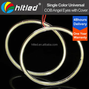 60mm-160mm Cob Leds Ultra Bright Automobile Led Ring Light Car ...