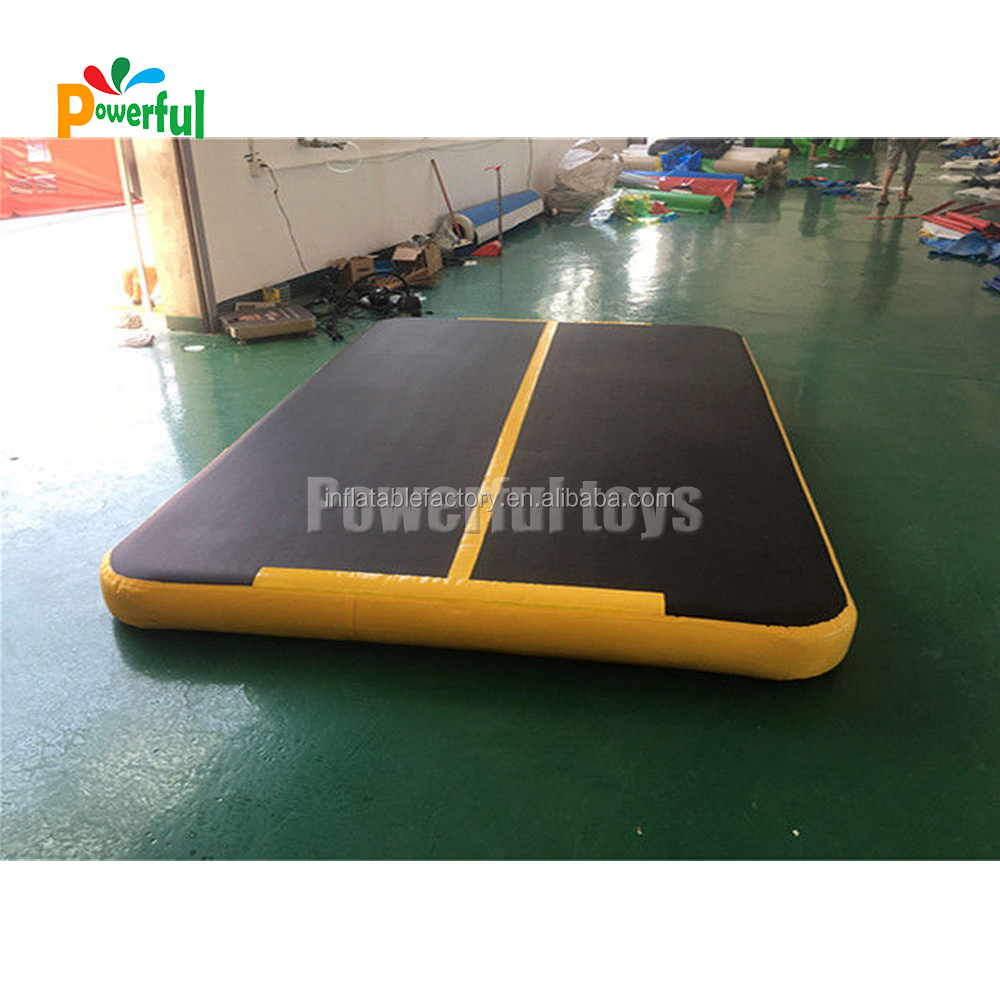 Inflatable gymnastics mat Air Track  for Gym Yoga