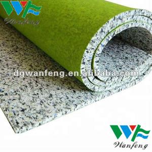 Foam Carpet Underlayment by Rebond Foam
