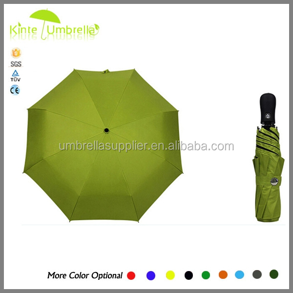 2016 New arrival colorful 5 fold umbrella with full printing umbrella buggy