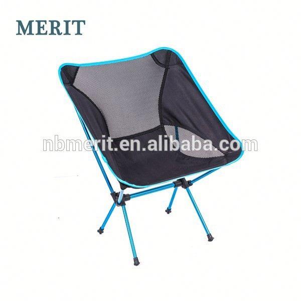 Silla de camping plegable ajustable silla suelo sillas - Silla camping plegable ...
