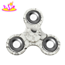 New hot colorful plastic fidget toys edc spinner fast bearings hand edc spinner W01A269