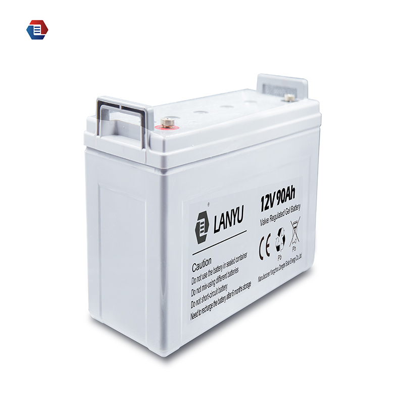 Good Quality Gel Battery Deep Cycle Battery 12V90Ah for vending machines