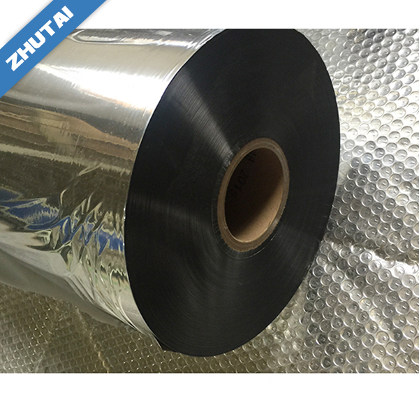 Heat Shrink PET Plastic Aluminum Foil Rolls