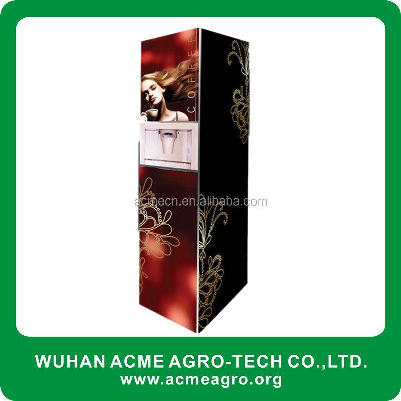 Automatic coffee vendor(coin operated) with good quality and competitive price