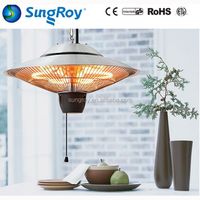 Sungroy Heater Manufacturer Latest Style CE CB Ceiling Fan infrared halogen heater