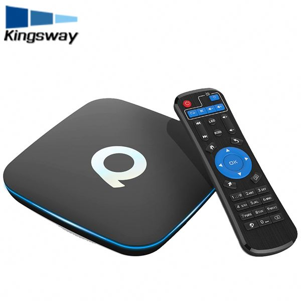 Full loaded KD 16.1 XBMC Amlogic s905xMini M8S II m96 s905x android 6.0 tv box 2.4G 5G Wifi 4K*2K Media Player