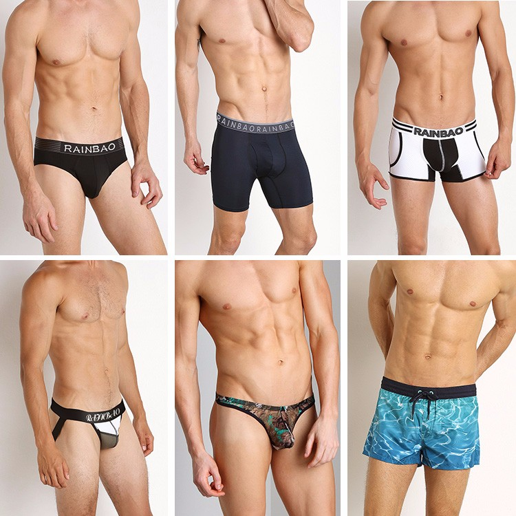 Very cheap customized men's boxers shorts