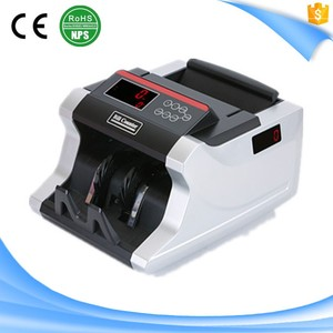 S159 ZC-5200 High quality Bill Counter currency counting machine
