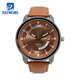 Big Dial Watches For Men Wrist Watches Large Men Clock Hands Man Watches