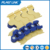 Plast Link PT250S slat Top Multiplex Plastic hinged Conveyor Chain for milk