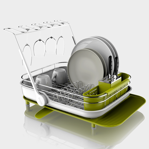 Plastic Dish Drainer, Plastic Dish Drainer Suppliers And Manufacturers At  Alibaba.com