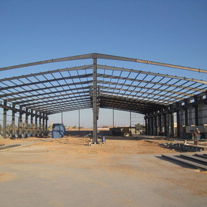 Light Frame Steel Structure Warehouse prefab steel Workshop /cheap factory Shed