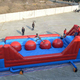 Hot sale inflatable wipeout sport game, inflatable wipeout