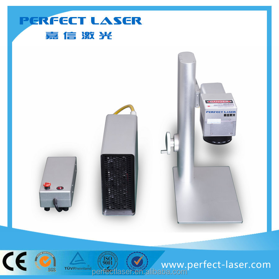 10W/20W/30W fiber laser ceramics marking machine for handheld