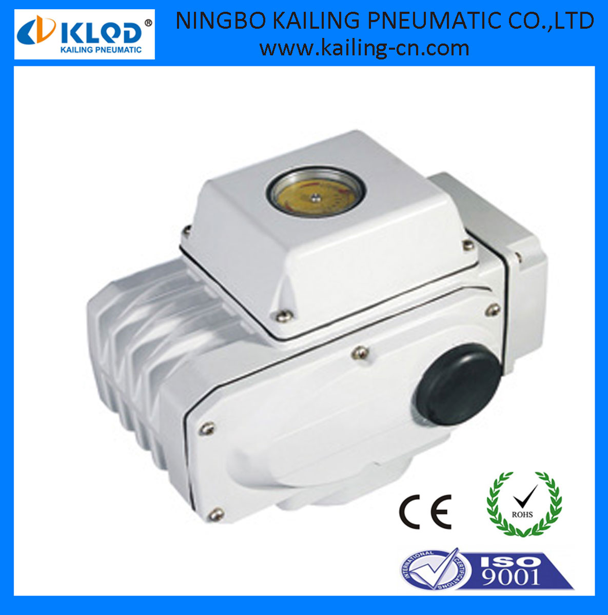24v Dc Mini Electric Actuator For Ball Valve And Butterfly Valve ...