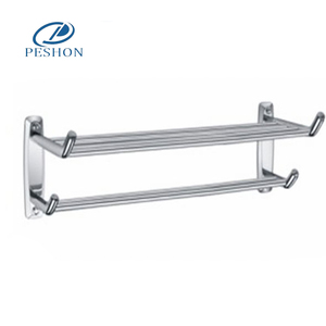 Wall Mounted Towel Hook; Hotel Portable Towel Rack