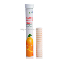Immune & Anti-Fatigue,Beauty and whiten skin Function and Tablets Dosage Form Vitamin C effervescent tablet