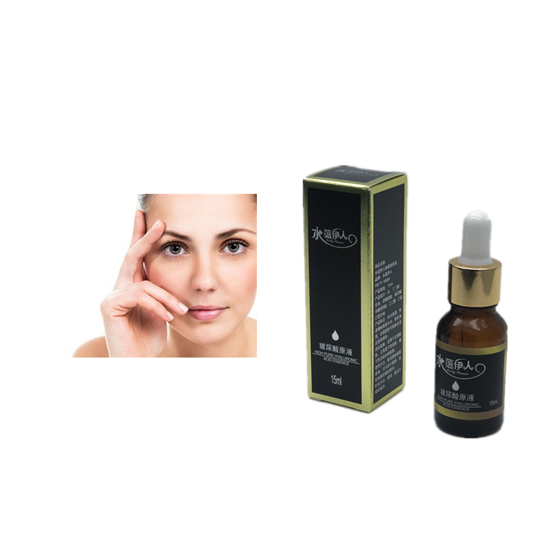 ที่ดีที่สุดขาย 100% Natural Beauty Skincare Anti aging Face Repair Essence Deep Moisturizing Hyaluronic Acid serum