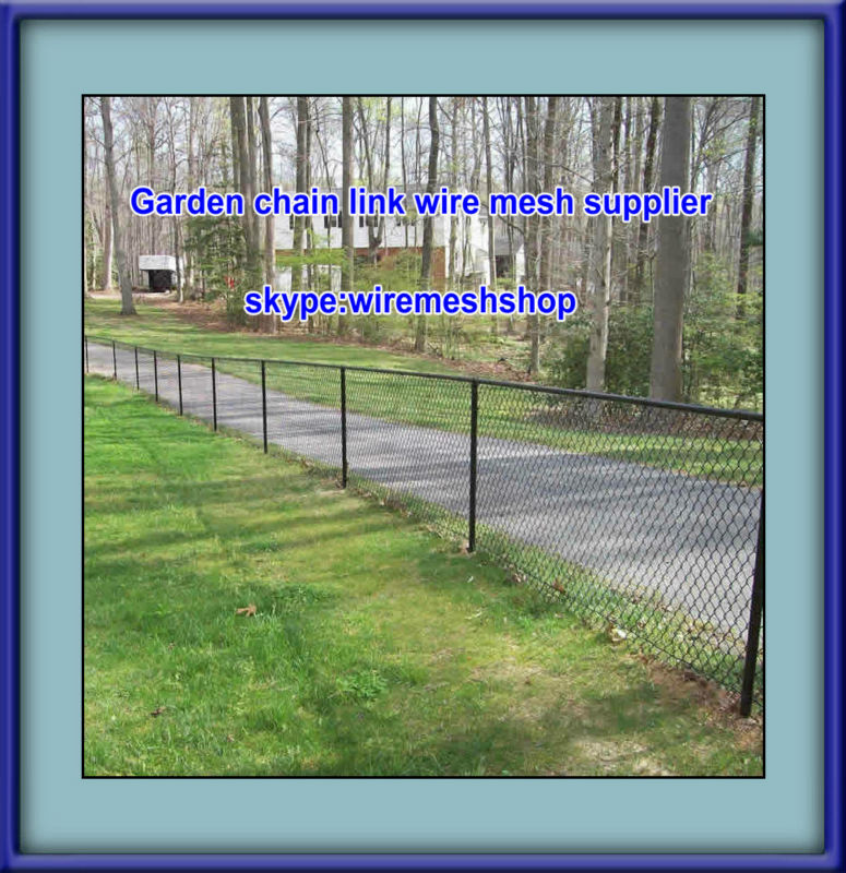Removable Portable Chain Link Fence(BV certification and Chinese golden supplier)