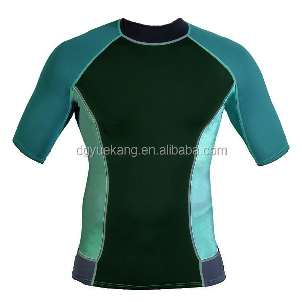 high quality professional UV protection rash gaurd wholesale