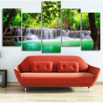5 Canvas Nordic Decorative Painting Modern Oil Painting Poster And Print Living  Room Poster Decorative Painting
