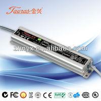 VDS-24030D0180 30W Constant Voltage 12V 24V Waterproof LED Power Adapter IP67