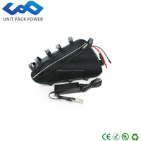 high capacity 36volt 26AH triangle bag lithium battery for electric bike
