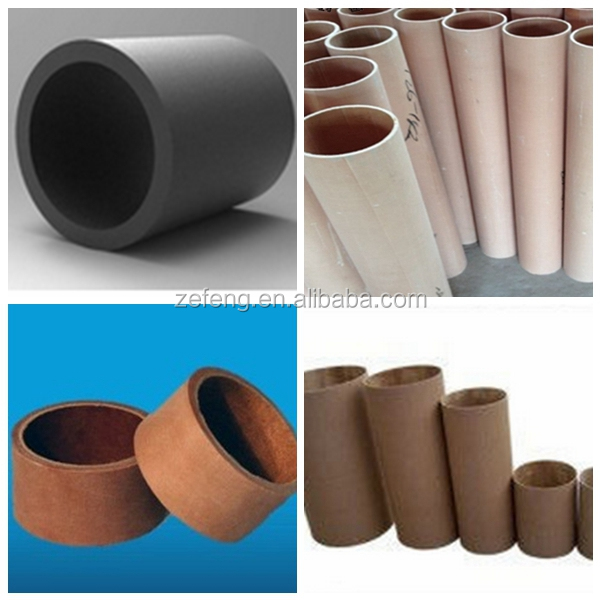 Phenolic laminated insulation paper resin tube