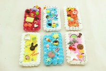 2015 New DIY Deco Cream for Mobile Phone Cover
