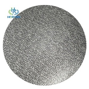 High strength 300g waterproof knitted uhmwpe fabric cut resistant fabric