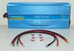 GOWE 800W 220VDC to 110V/220VAC Off Grid Pure Sine Wave Single Phase Solar or Wind Power Inverter, Surge Power 1600W