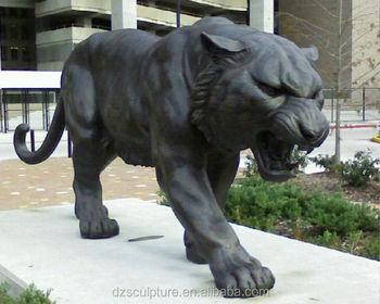 Bronze Decor Tiger Garden Sculpture Buy Tiger Tiger