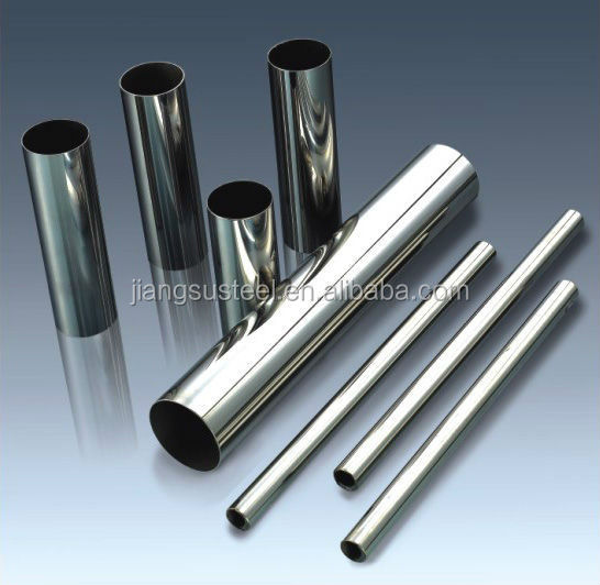 Aisi 201 304 308s 316 410 stainless steel tube/pipe best price made by Jiangsu Steel Group