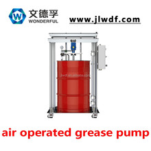 pneumatic air operate GREASE PUMP SYSTEM