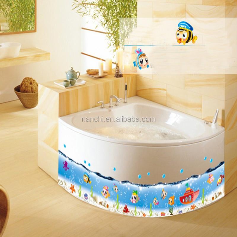 Venta al por mayor pegatinas para azulejos de baño compre online ...