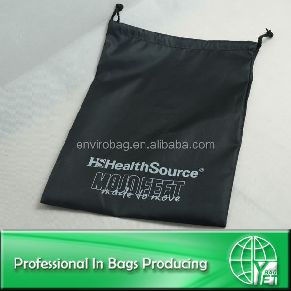 Customized Drawstring Polyester Custom Shoe Dust Bag