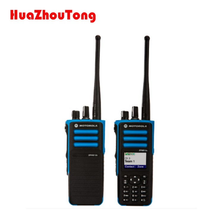 two-way radio brands gsm walkie talkie explosion-proof walkie talkies DP4801EX For Motorola
